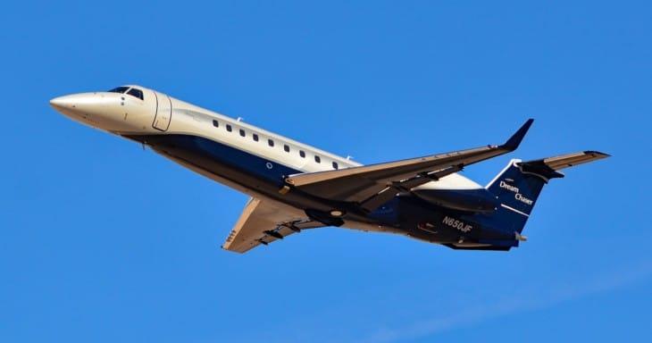 Embraer ERJ 135BJ Legacy 650 1