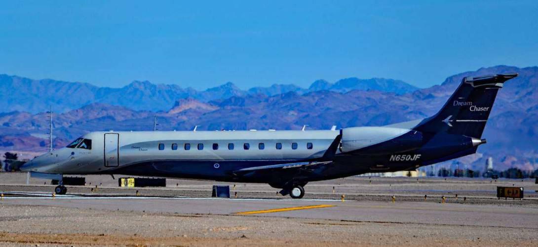 Embraer ERJ 135BJ Legacy 650 Dream Chaser