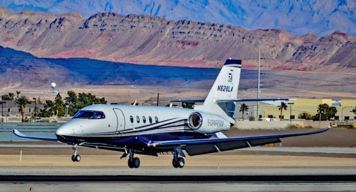 N626 Cessna Citation Latitude