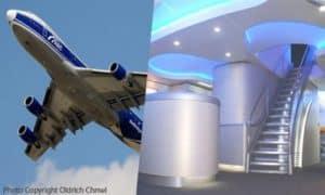 Boeing 747 8 VIP