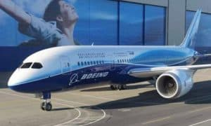 Boeing 787 VIP