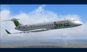 Canadair CRJ Series 705 Jet