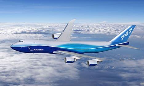 Boeing 747 8 Freighter