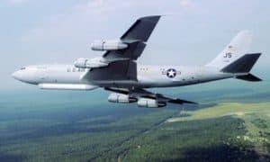 Northrop Grumman E-8C Joint Stars