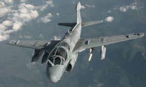 Northrop Grumman EA 6B Prowler