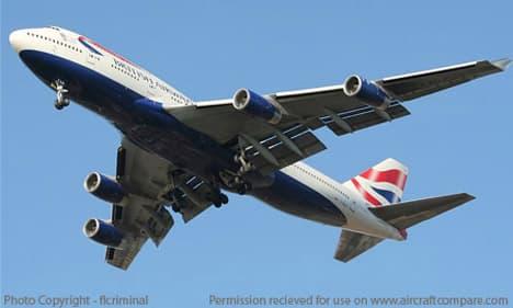 Boeing 747 400ER