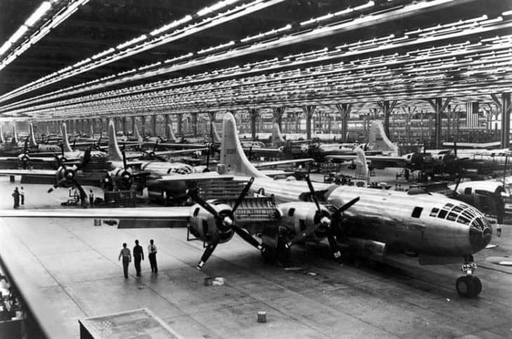 boeing history