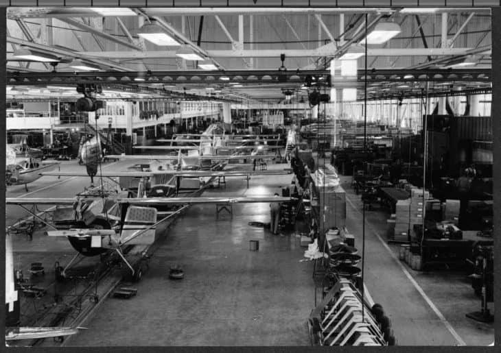 cessna manufacturing plant wichita kansas