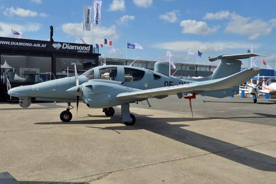 Diamond Aircraft Industries, OE-VAM, Diamond DA62