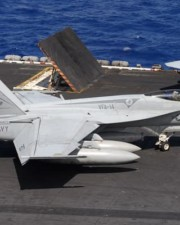 FA-18 Super Hornets Before Schedule