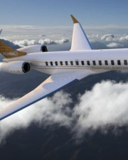 New Suppliers for Global 7000 and 8000