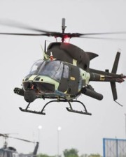 Bell OH-58 Block II First Flight