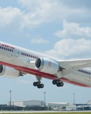 1st Boeing 787 Delivered to Air India