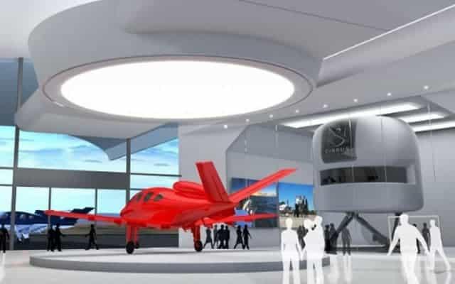 Vision Center For Cirrus Aircraft