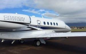 Cessna Citation Latitude Going Transcontinental