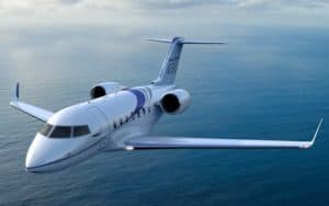 Bombardier Challenger 650 Private Jet Receives EASA
