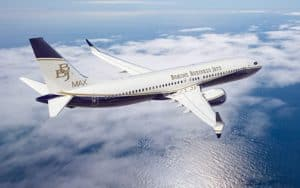 Two More Orders For Boeing BBJ MAX Line of Business Jets