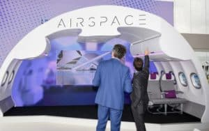 Airspace Cabin Concept and More From Airbus At Farnborough Airshow 2016