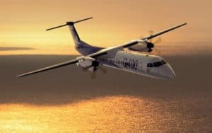 Two Bombardier Q400 Turboprops Ordered by Tanzania