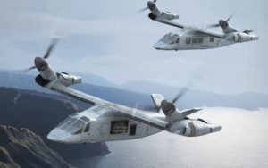Bell Helicopter Introduce new tiltrotor aircraft the V 280 Valor
