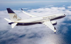 Boeing Business Jets Unveils BBJ MAX 7