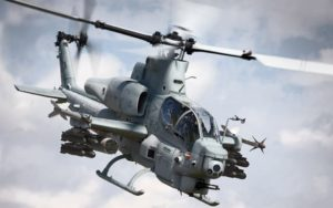 "Bell and PGZ Sign Contract to Cooperate on AH 1Z ""Viper"""