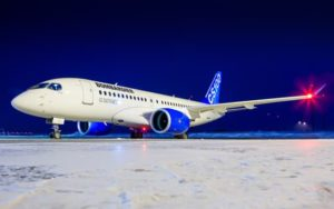 European Airline to buy 31 Bombardier C Series Aircraft