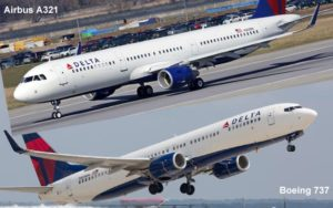 Delta Air Airbus Over Boeing for Huge Order