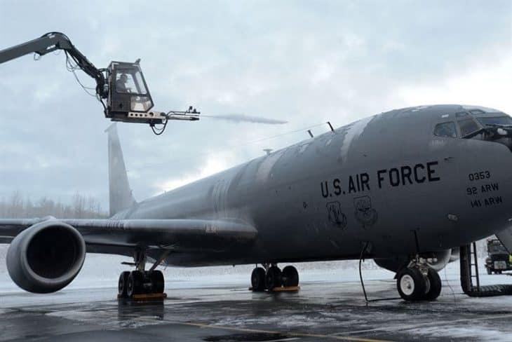 us air force de icing