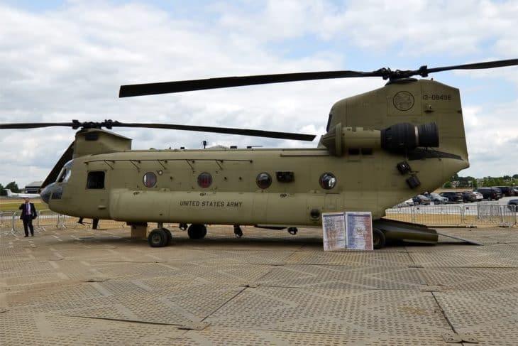 CH-47F Chinook USAF