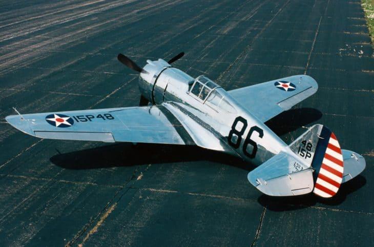 Curtiss P-36 Hawk