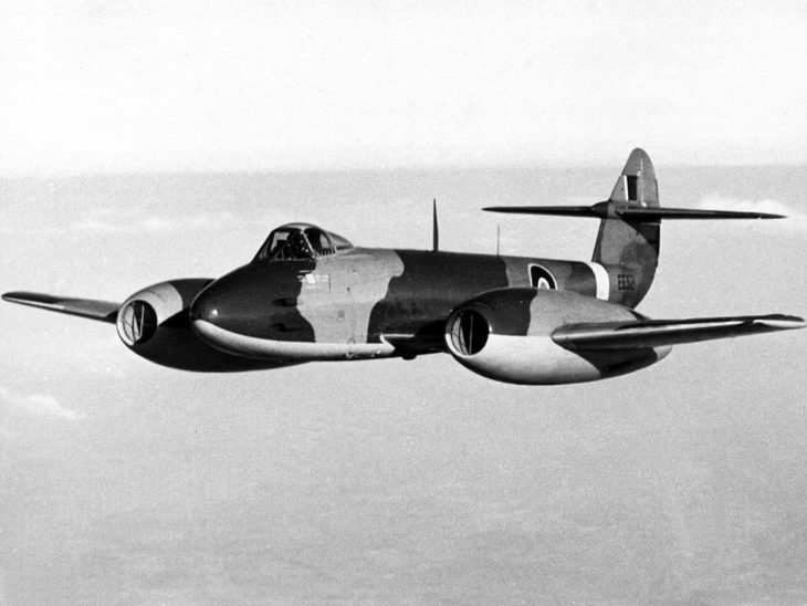 Gloster Meteor Mk3