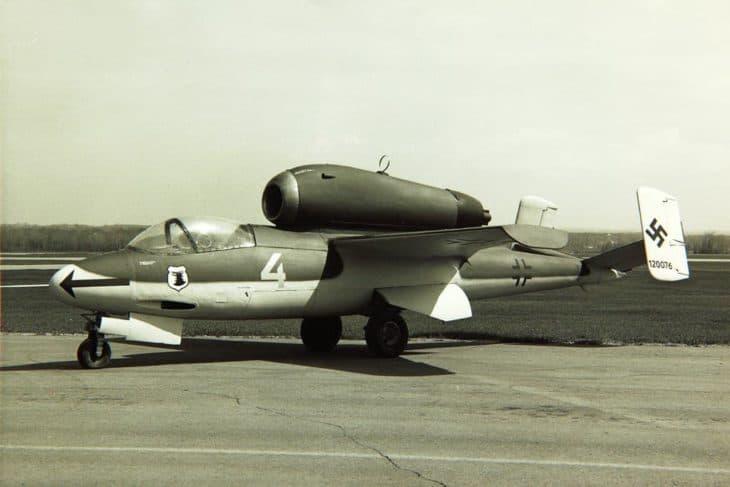 Heinkel He 162