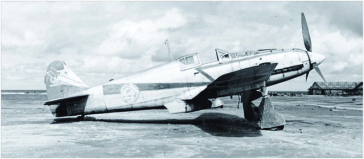 Kawasaki Ki-61 'Tony'