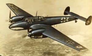 8 Best German Fighter Planes of WW2