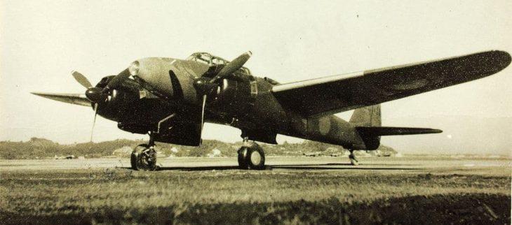 Nakajima J1N1 Gekko