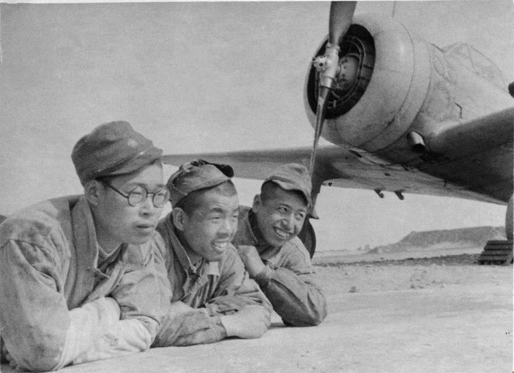 Nakajima Ki-27 and Japanese army