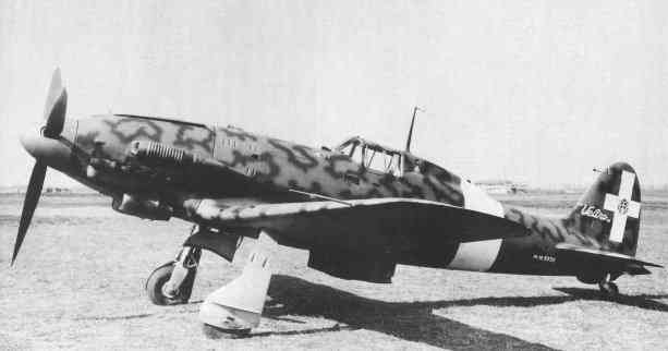 Reggiane Re.2001 Falco II