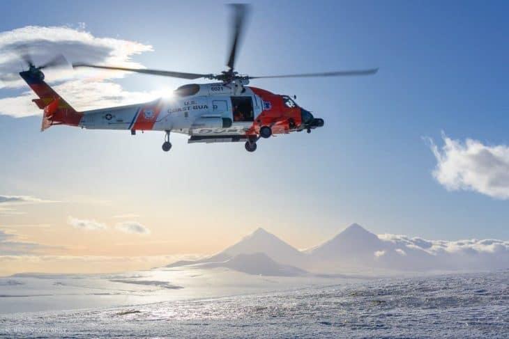 SIkorsky MH-60 Jayhawk Coastguard 1