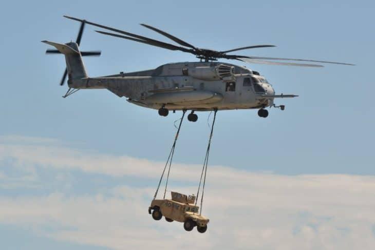 Sikorsky CH-53E Super Stallion USMC