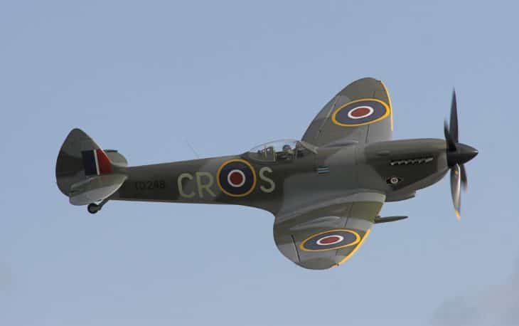 Supermarine Spitfire MkXVI