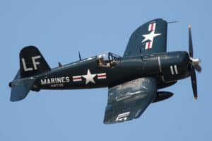 American Fighter Planes of WW2