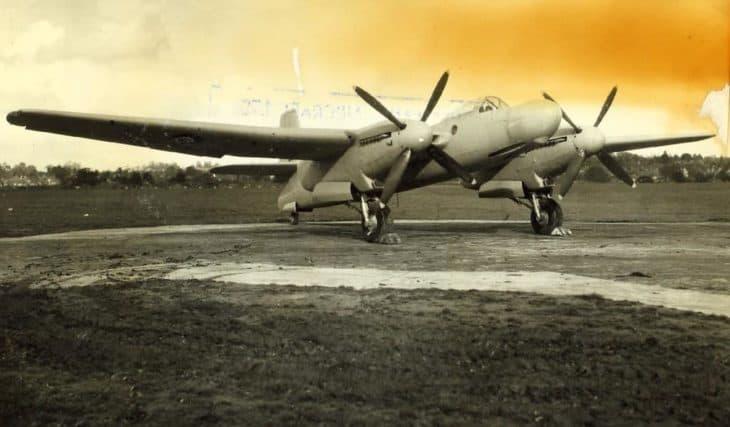 Westland Welkin San Diego Air & Space Museum