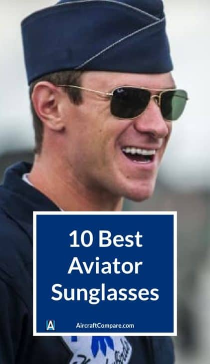 best aviator sunglasses for pilots PIN
