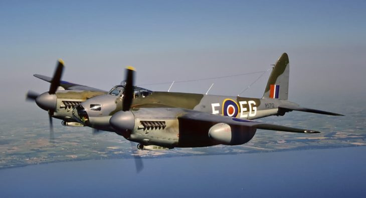 de Havilland DH.98 Mosquito - EAA