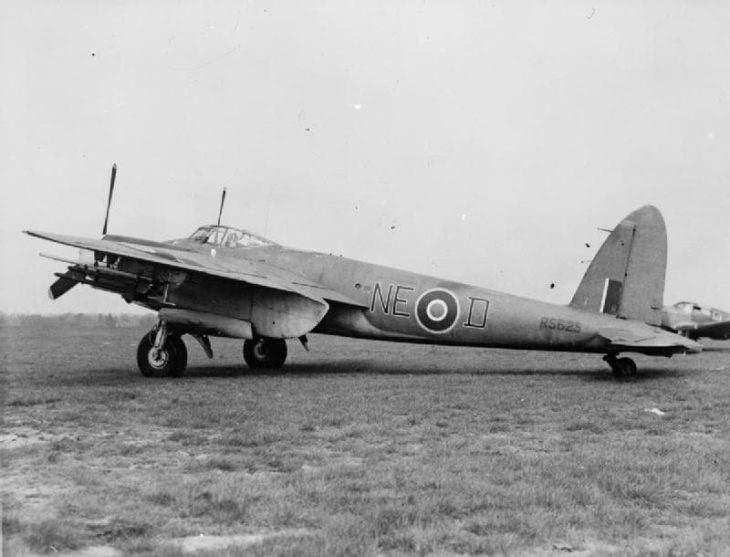 de Havilland DH.98 Mosquito Royal Air Force