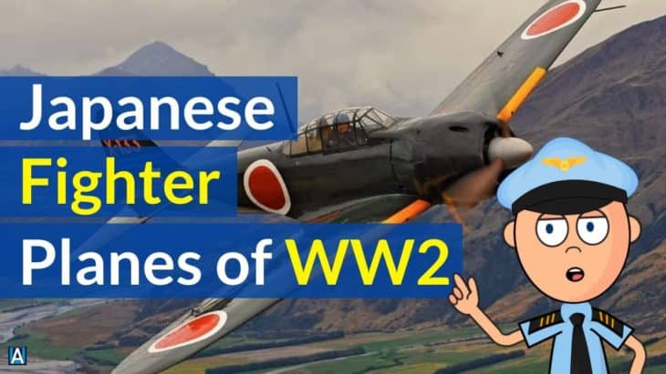 japanese fighter planes of ww2 thumbnail youtube