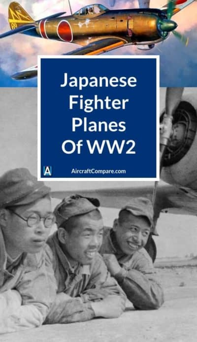 japanese fighter planes of ww2 PIN