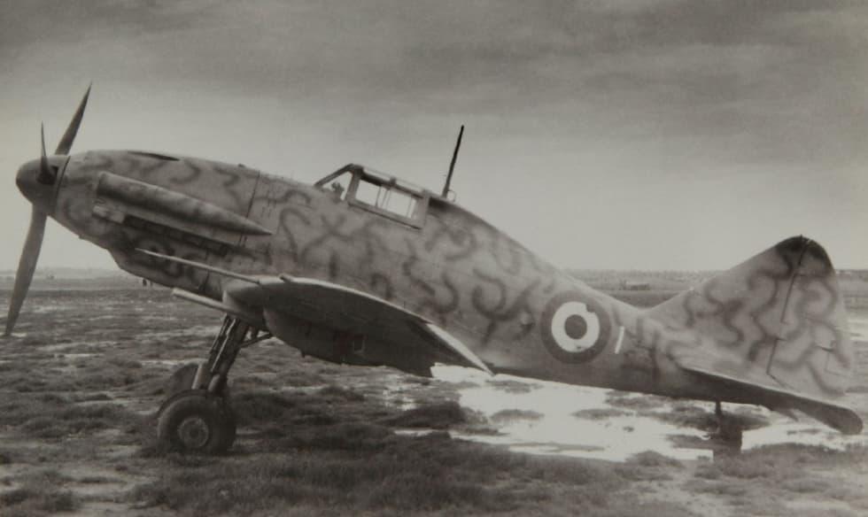 Italian Fighter Planes of WW2