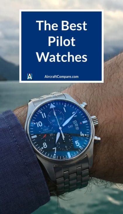 the best pilot watches PIN